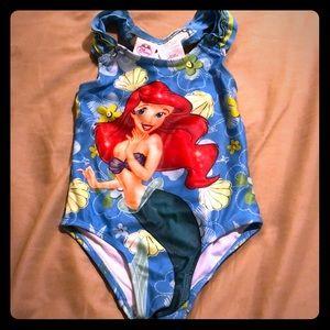 Disney's Little Mermaid Bathing Suit, size 2T